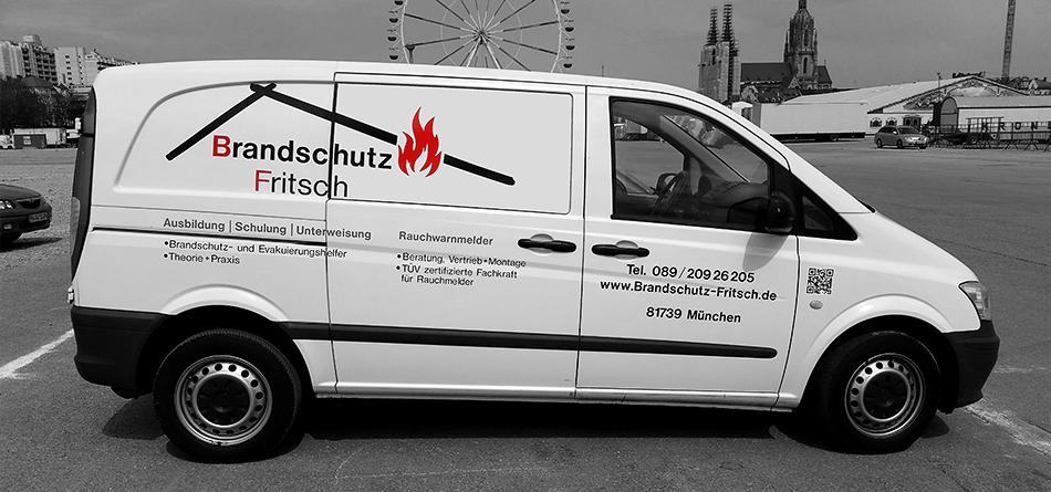 Brandschutz Fritsch München