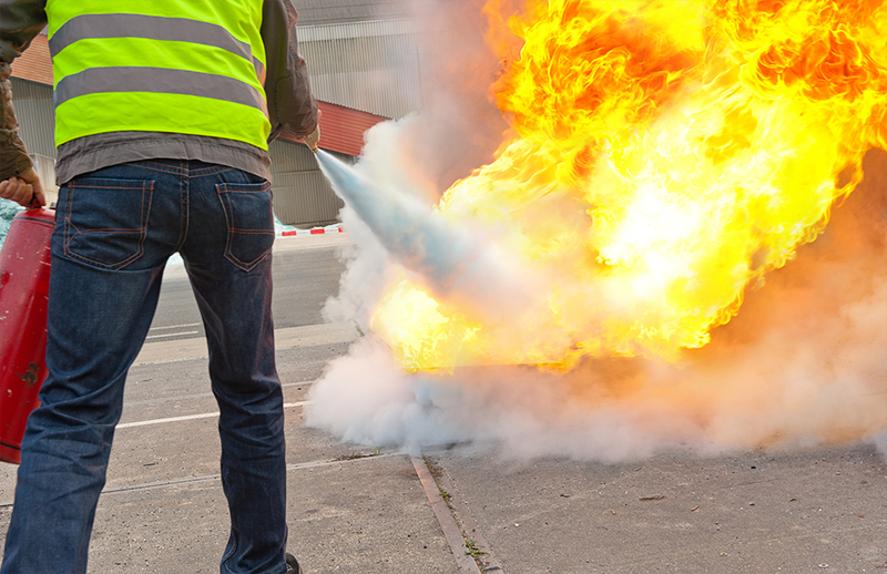 Brandschutzhelfer Ausbildung München