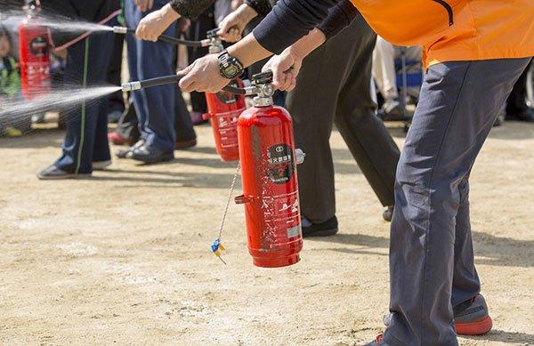 Brandschutz Unterweisung München
